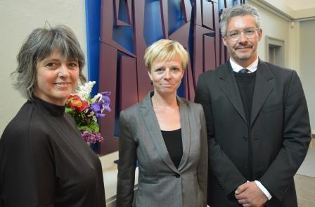 Gitte Lildholdt, Karin Liltorp, Jacob Finnbjørn Møllemose - kapelprøven, maj 2016